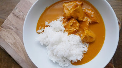 Butterchicken wie in Indien
