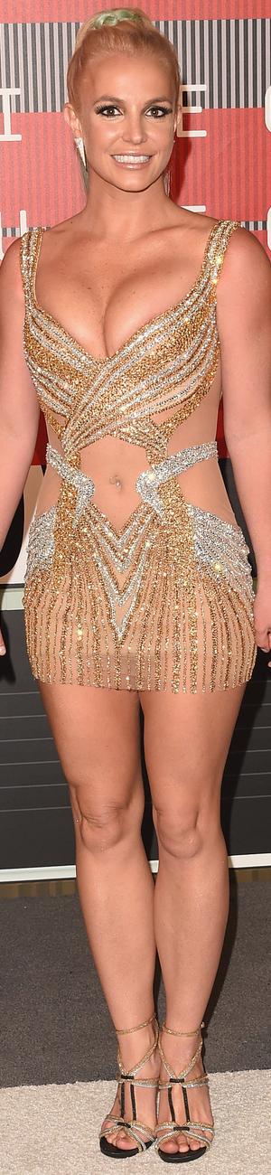 2015 MTV VMAs Britney Spears