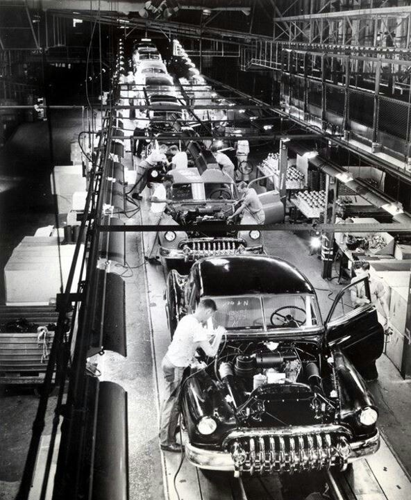 Buick Dealership Charlotte Nc: Musicals On An Industrial Scale