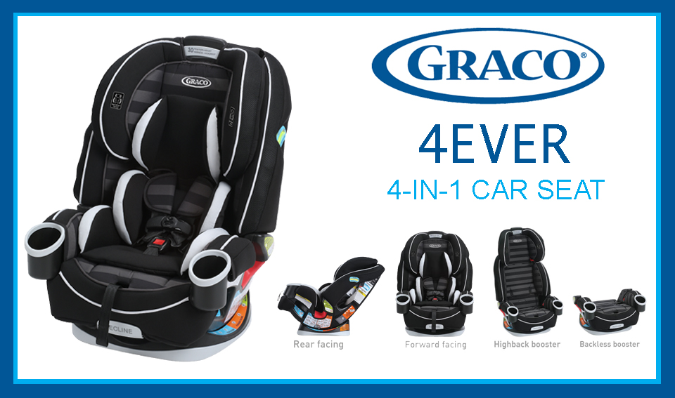 This is why I am eyeing on the GRACO 4ever 4-in-1 Car Seat because of its product longevity. Graco 4-In-1 Seat, An Investment For Practical Moms (Plus