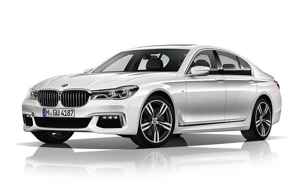 BMW presentó el paquete M para el Serie 7