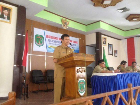Luwu Utara Luncurkan Program ,La Kumis