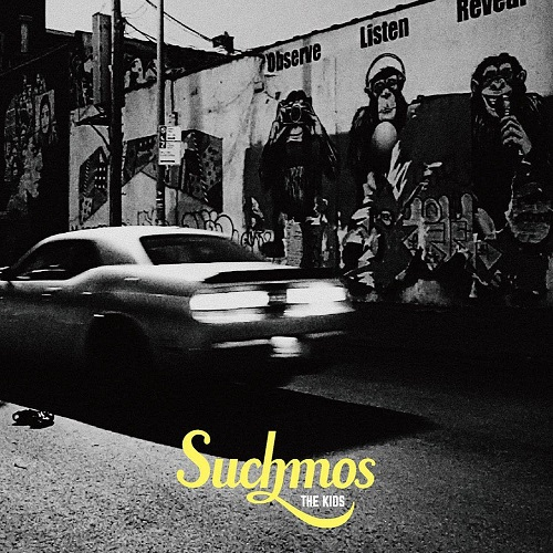 Suchmos – PINKVIBES Lyrics 歌詞