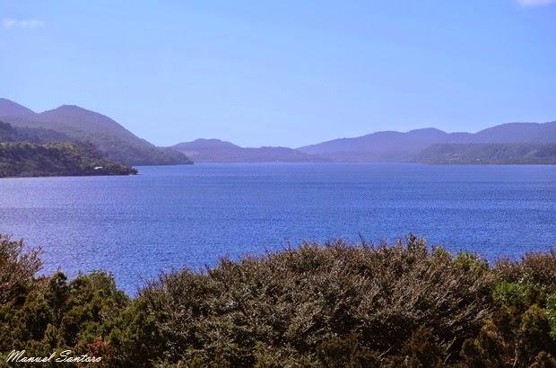 Parque Nacional Chiloè, Lago Cucao