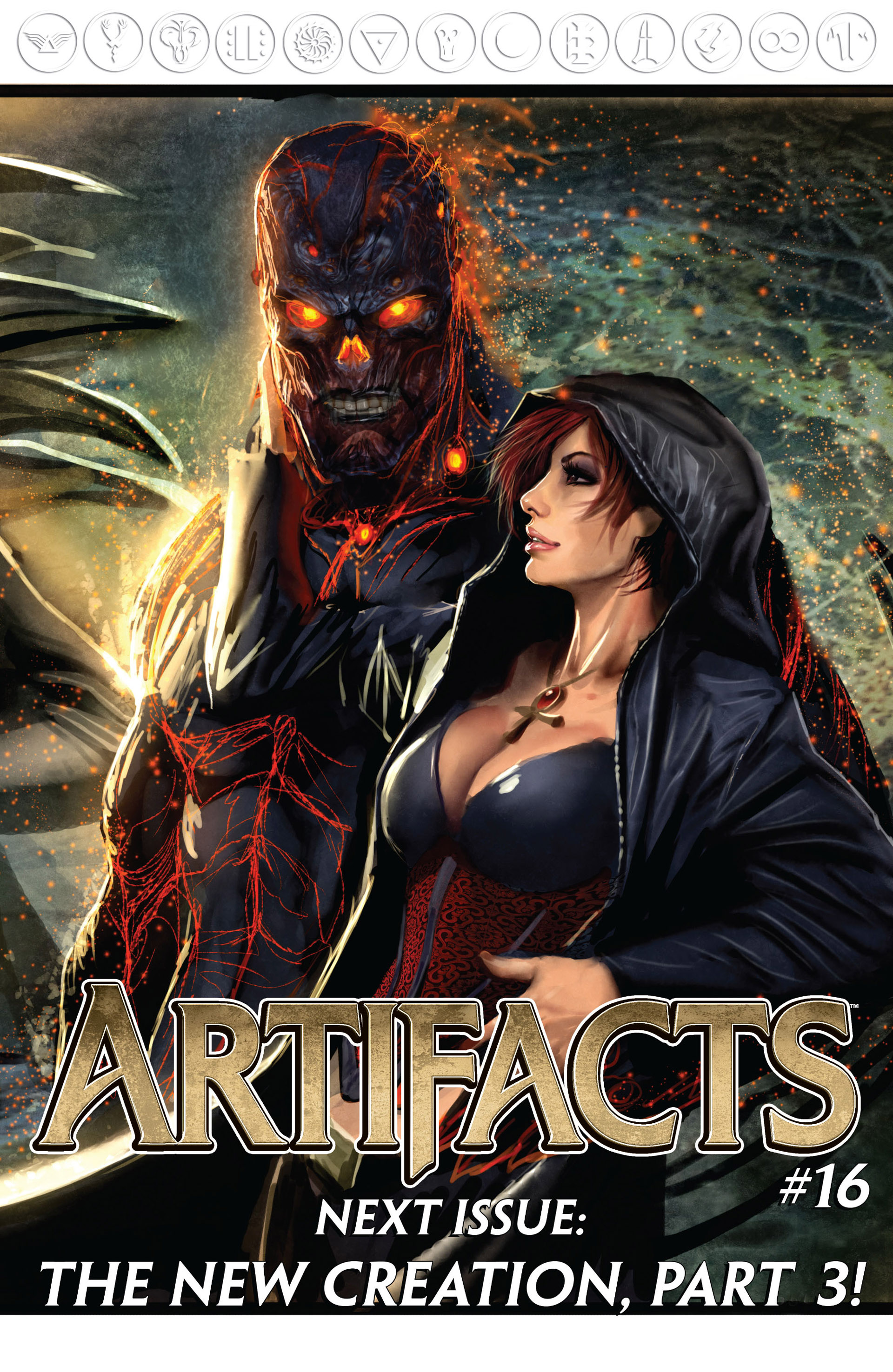 Read online Artifacts comic -  Issue #15 - 21