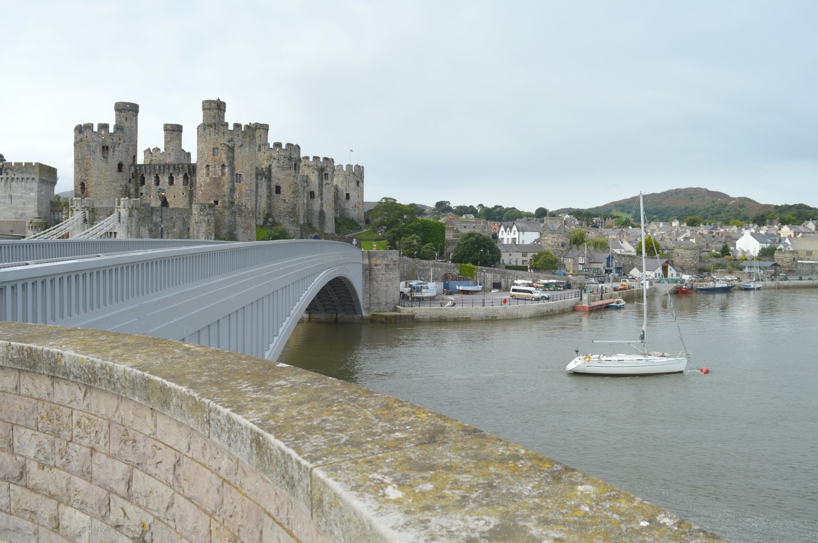 Anglesey and North Wales Staycation - Conwy