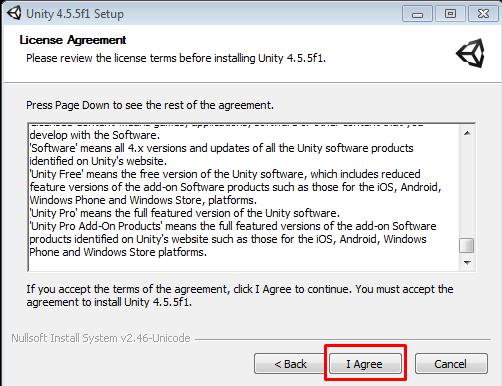 Ubuntu_Microsoft_Android_AnakRamli: #P1 Kick Start - Unity