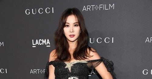 Go so young lee byung hun lee min jung amp more attend 2016 lacma art