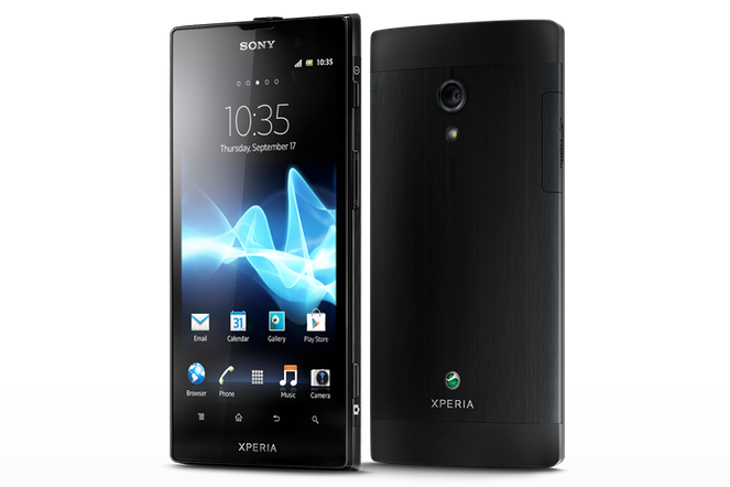 Spesifikasi Sony Xperia ion LTE