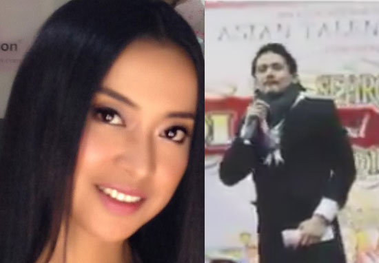 Sexy girl group leader admired Robin Padilla for fearlessly campaigning Duterte