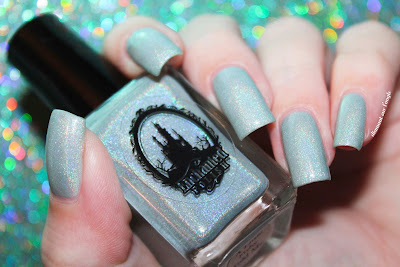 """Swatch of the nail polish """"A Little Fishy Told Me"""" from Enchanted Polish"""