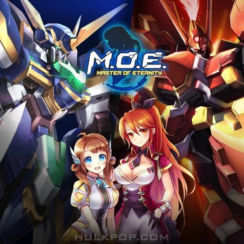 ASTERIA, SIMONE – M.O.E.:나만의 우주 OST – Single