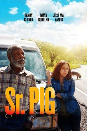 Poster Mr. Pig 2016