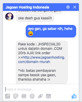 Hosting Murah Indonesia