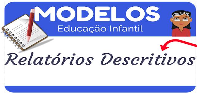 Modelo de Relatório Descritivo - 3 anos