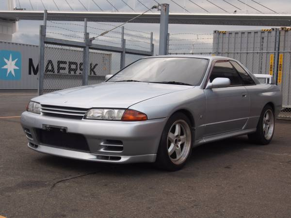 1990 Nissan Skyline GTR R32 For Sale