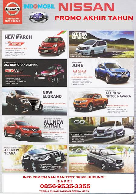 Promo Nissan Desember 2017
