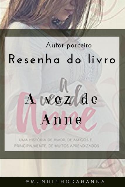A vez de Anne