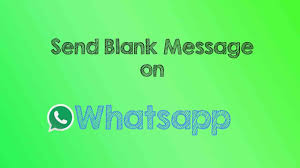 Send-blank-message-Whatsapp
