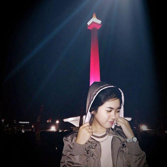 Indahnya Monas Wisata Icon Jakarta