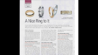 jens hansen ring feature in metrosource magazine
