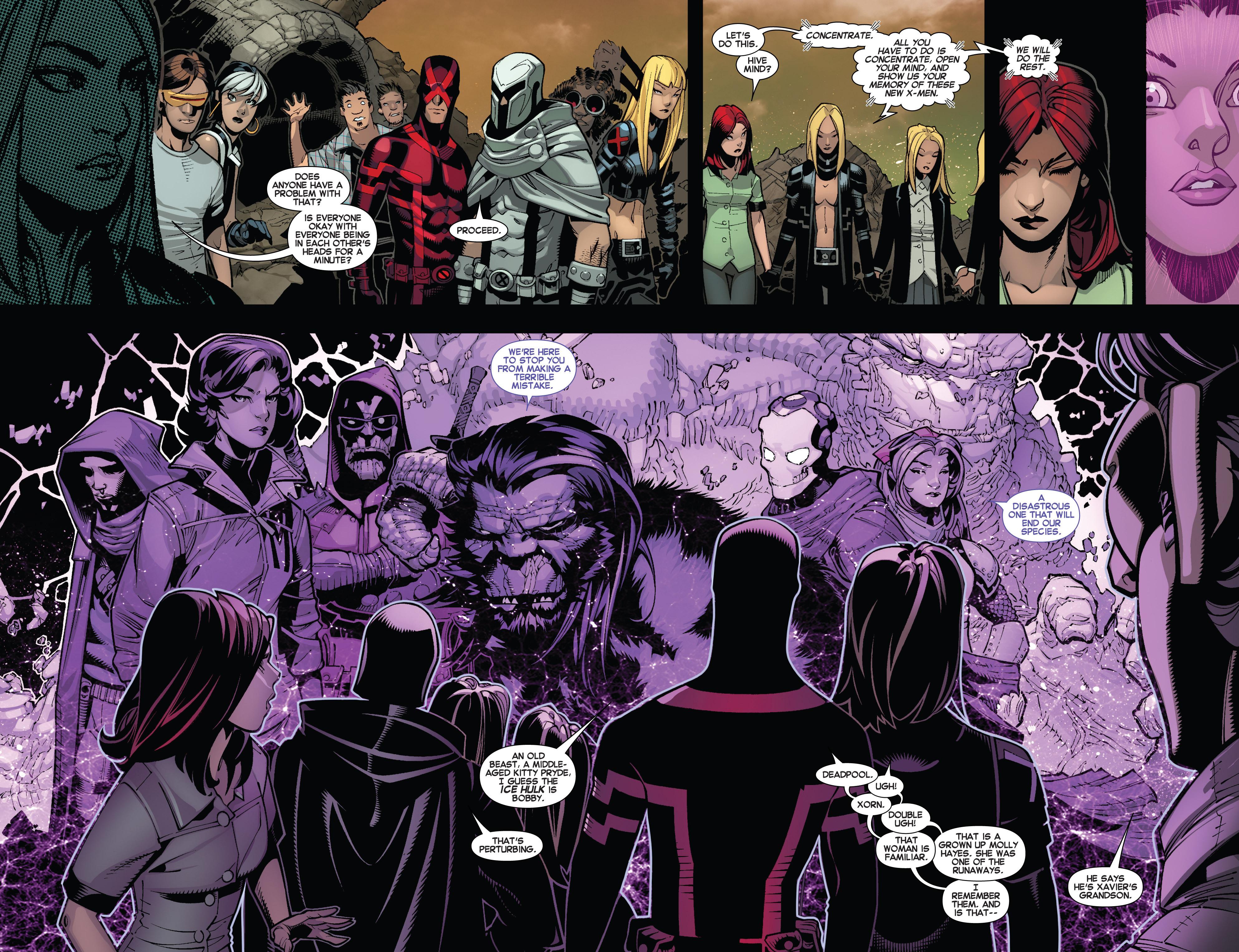 Read online Uncanny X-Men (2013) comic -  Issue #12 - 6