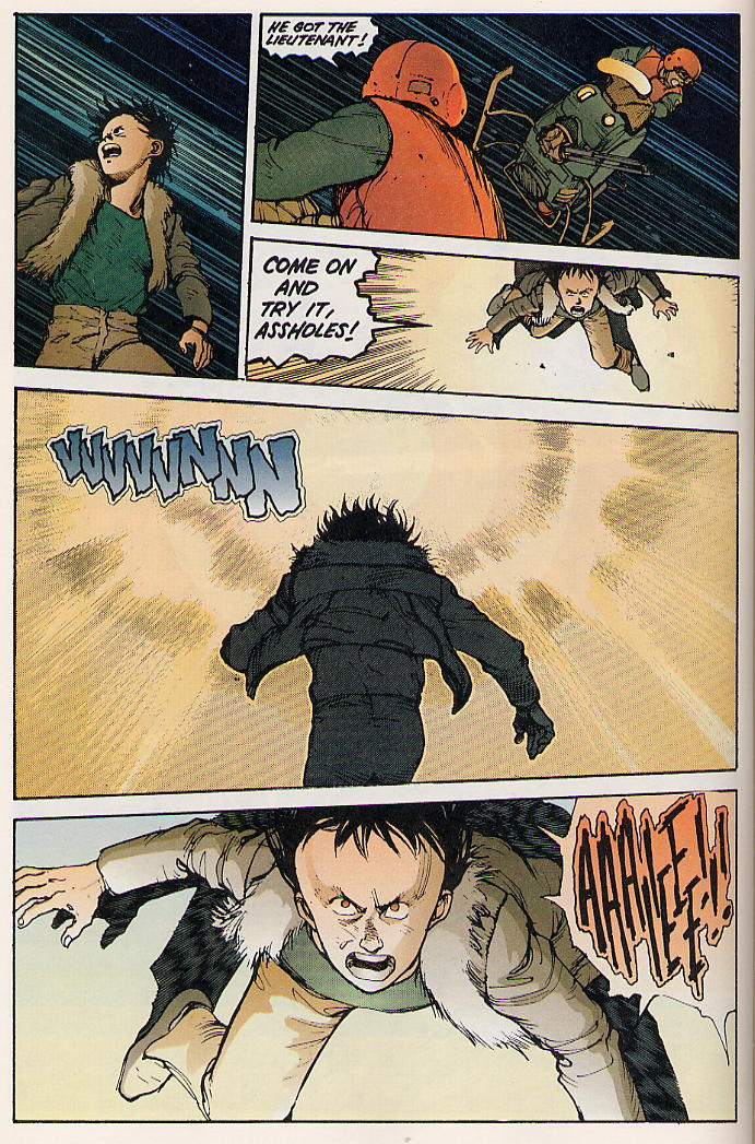 Read online Akira comic -  Issue #9 - 62