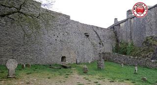 La Couvertoirade - Cementerio