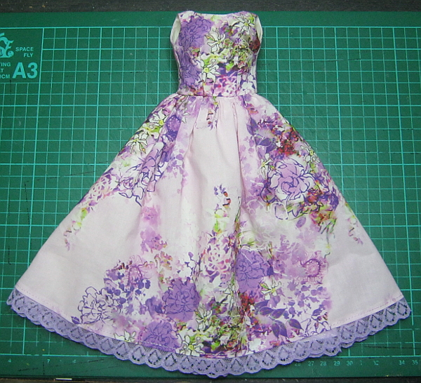 OOAK ellowyne wilde dress