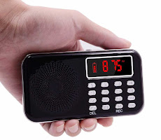 "Portable FM Radio MP3 Player Recorder <p><b>Rp 135.000</b> <font color=""black""><b>-</b></font> <strike><font color=""red"">Rp 157.400</strike></font></p><code> OMSKF0BK</code>"