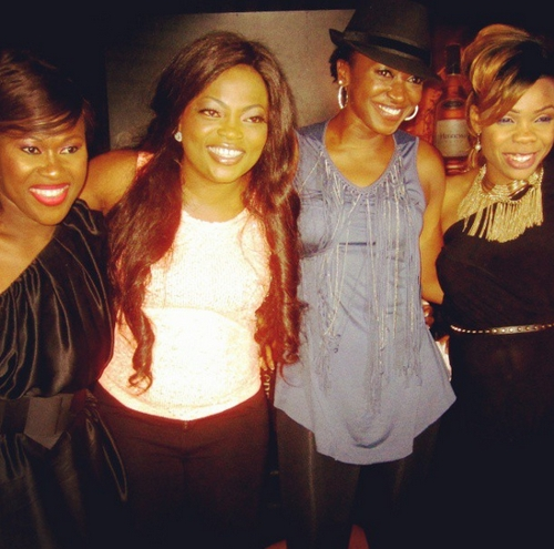 funke akindele surprise birthday party