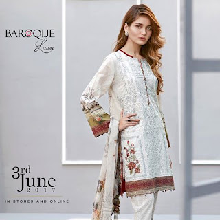 Baroque-eid-lawn-collection-2017-embroidered-designs-2