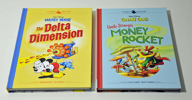 Disney Masters volume 1 and 2