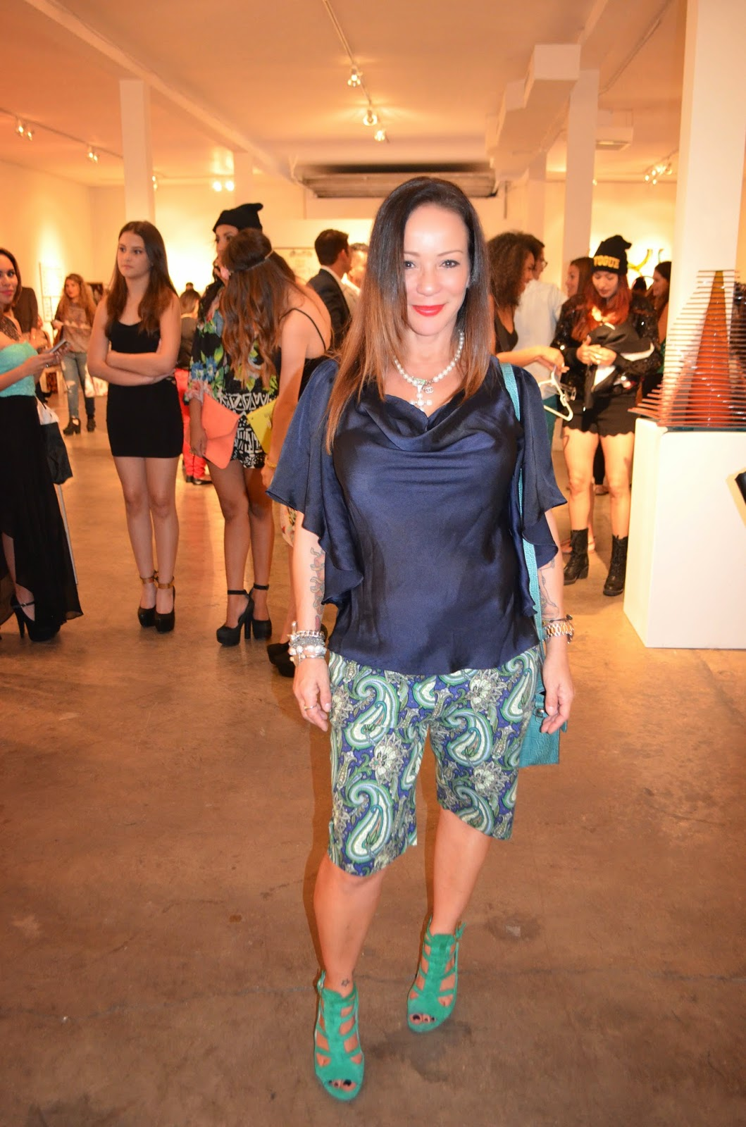 "COUGAR VINTAGE: ""FASHION HAPPY HOUR"", Wynwood"