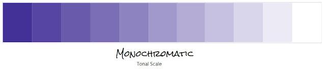 Achromatic Monochromatic And Chromatic Oh My Art Verve