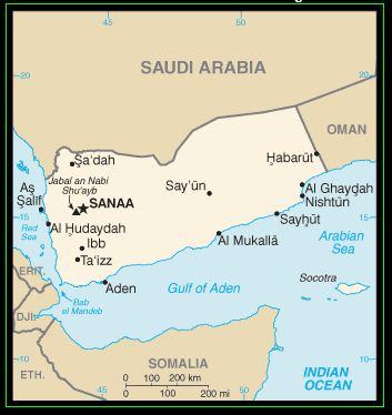 Cartina Yemen.Italian Samizdat Yemen Comunismo E Islam