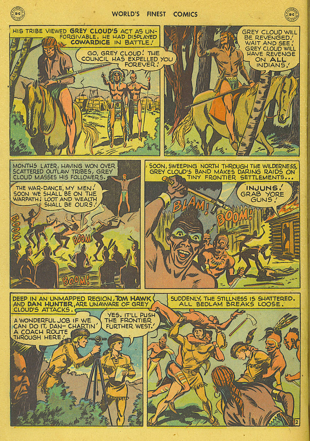 Read online World's Finest Comics comic -  Issue #34 - 18