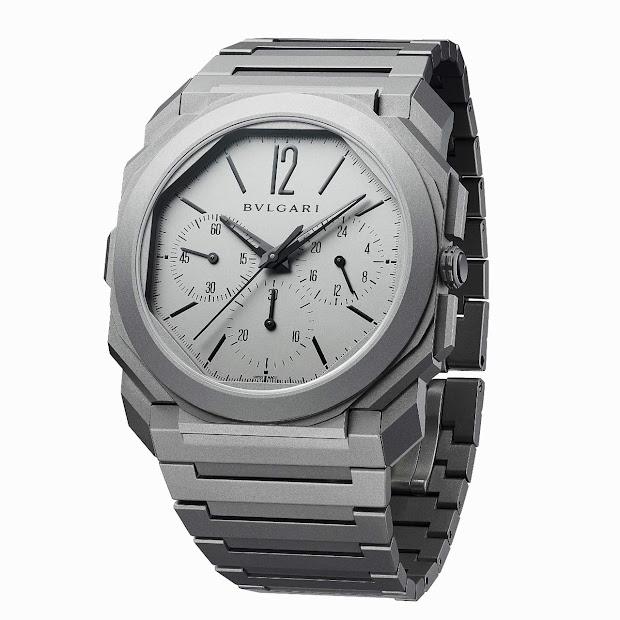 Bulgari - Octo Finissimo Chronograph Gmt Automatic Time