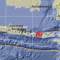 Gempa 6,2 SR Kembali Guncang Lombok