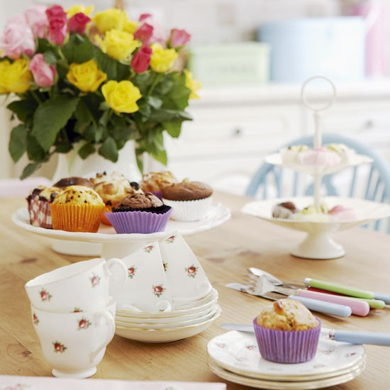 Tea party inspiration
