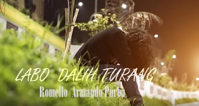 Lirik Lagu Labo Dalih Turang - Romello Armando Purba