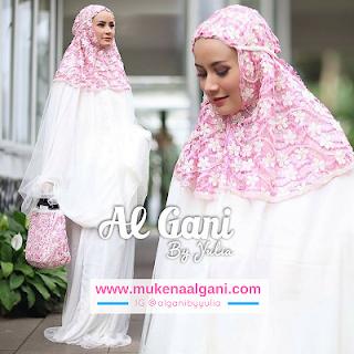 mukena%2Bkhumaira7 Koleksi Mukena Al Ghani Terbaru Original
