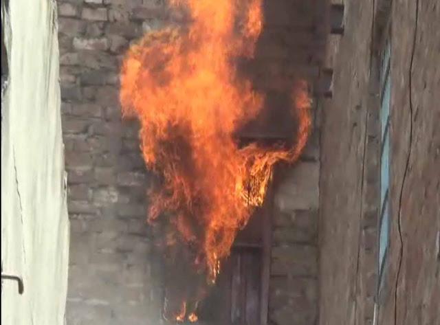 major-fire-in-ballabgarh-faridabad