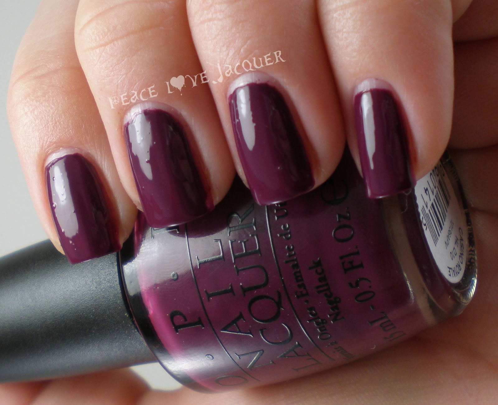 Peace Love Lacquer Opi Man With A Golden Gun And Casino Royale