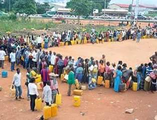</ fuel subsidy + scarcity in Lagos city of Nigeria, a record from PC >
