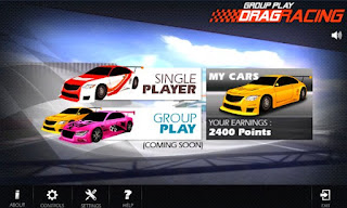 Group Play Drag Racing v1.0 Mod APK