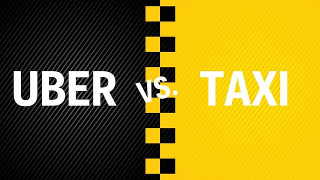 """Taxistas ameaçam """"tacar fogo"""" em carros do UBER"""