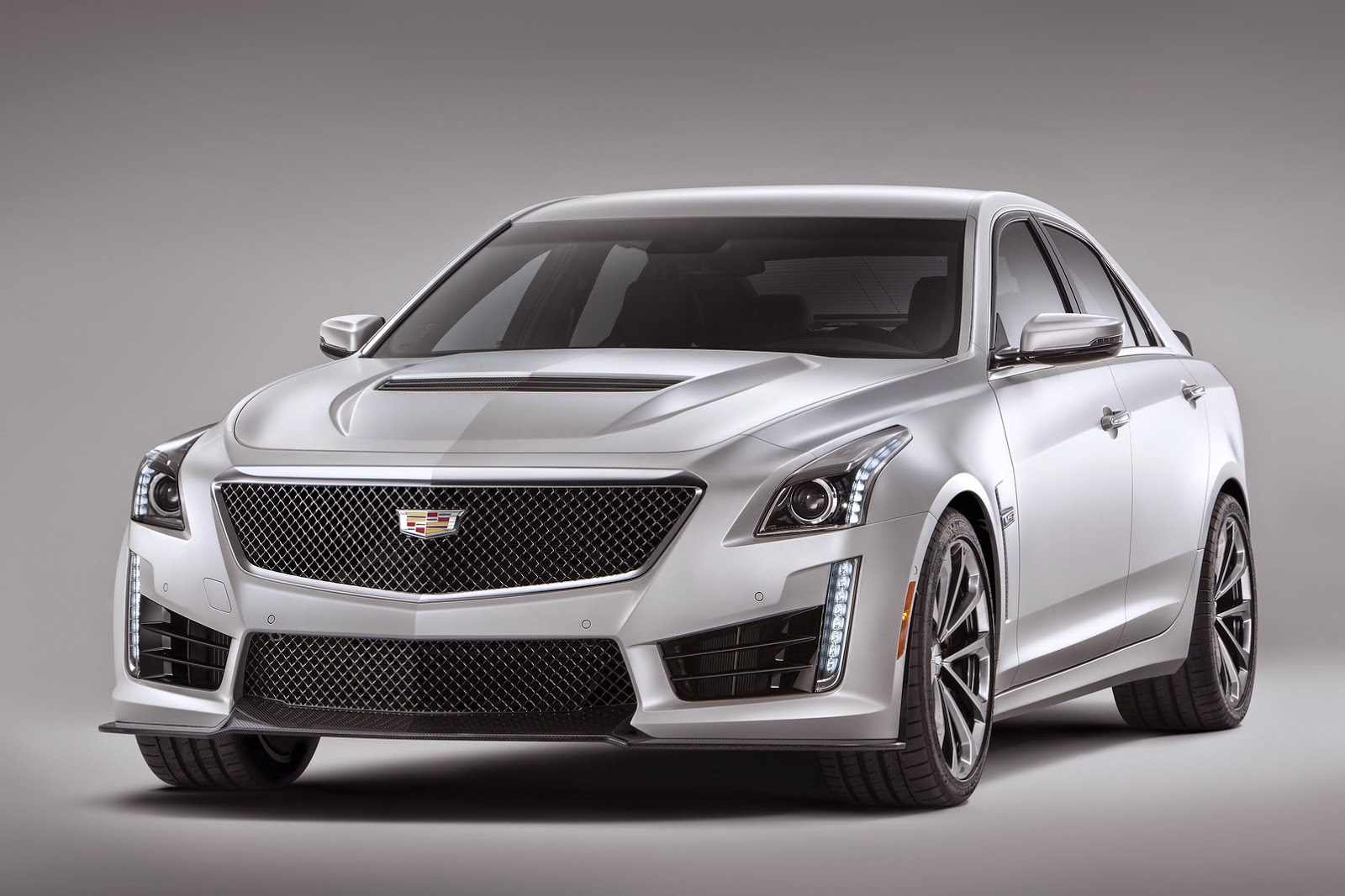 Ats Vs Cts >> Super Sedan Showdown: 2016 CTS-V vs. Charger Hellcat vs ...