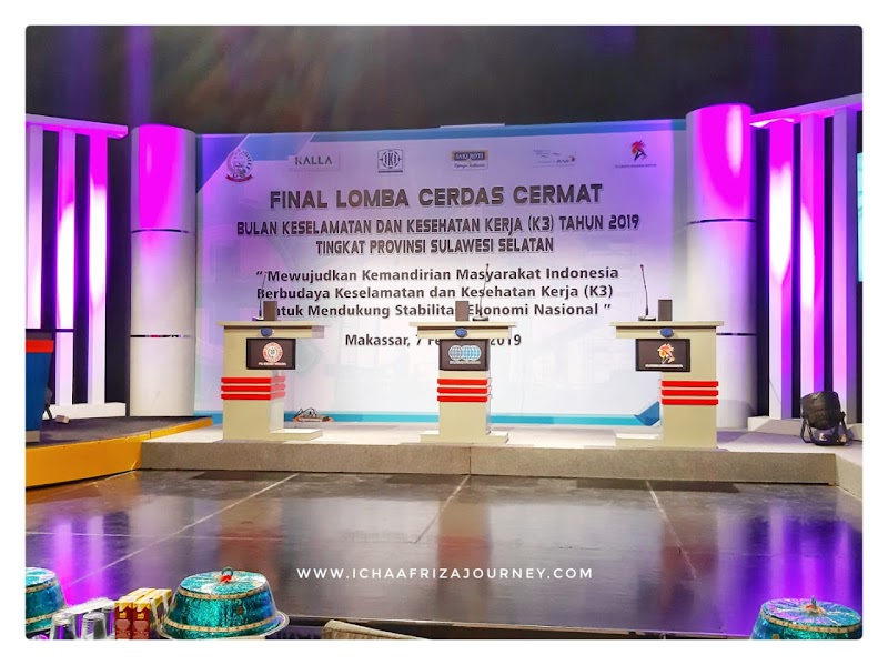 Lomba Cerdas Cermat di TVRI Sulawesi Selatan
