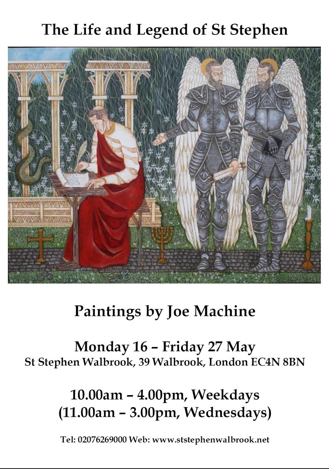 Between: Joe Machine, Edward Lucie-Smith & Claudio Crismani (2)